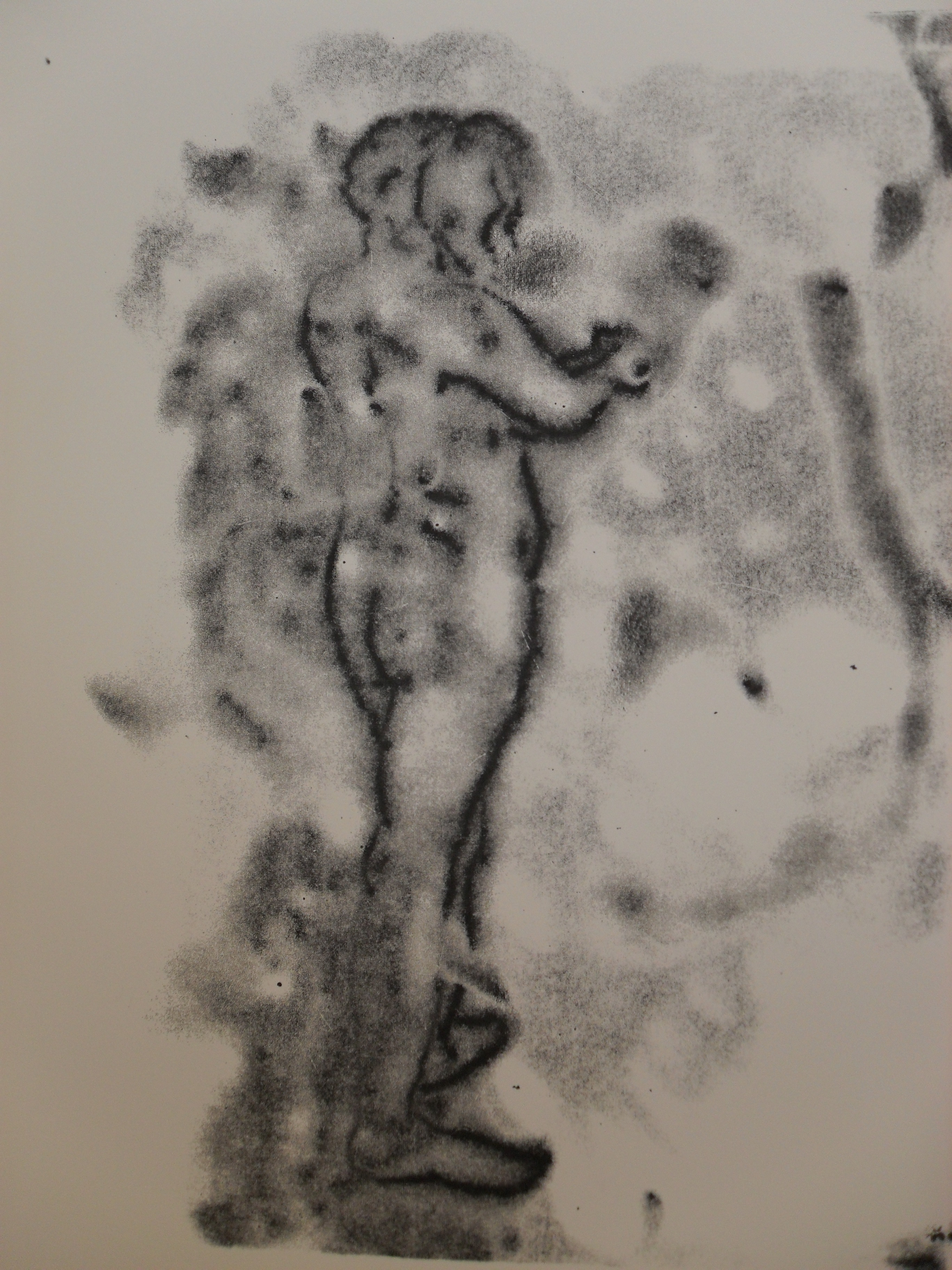 Trace Monotype figure
